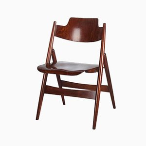 Mid-Century Folding Chair by Egon Eiermann for Wilde & Spieth