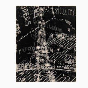 Héliogravure de Man Ray para Compagnie Parisienne de Distribution d'Electricité, 1931