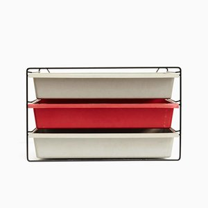 File Rack by Charlotte Perriand, 1950s