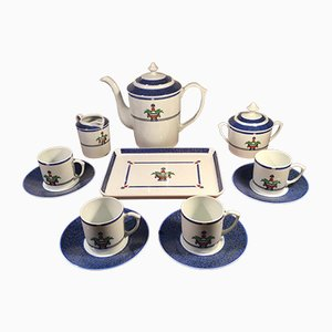 La Maison Venitienne Coffee Set from Cartier, 1989