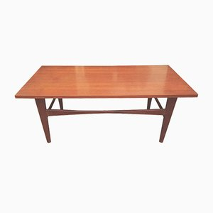 Teak Coffee Table by Ico Parisi, 1960s