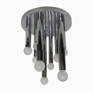 Ceiling Lamp by Gaetano Sciolari for Boulanger