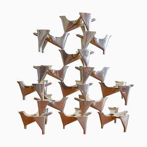 Vogelflug Kerzenhalter von Hammonia Motard, 14er Set