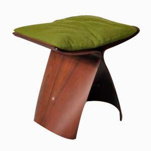 Vintage Japanese Butterfly Stool by Sori Yanagi for Tendo