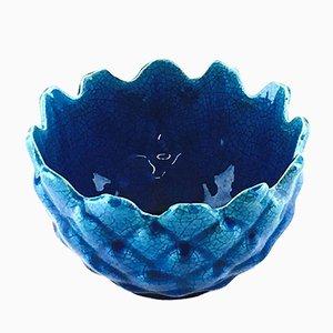 Cuenco francés Mid-Century de cerámica