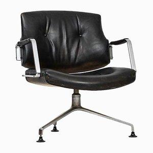 Chaise de Bureau FK84 par Preben Fabricius & Jørgen Kastholm pour Kill International