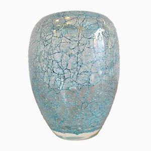 Vintage Dexel Ei Glasvase von Walter Dexel für WMF