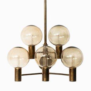 Lampada da parete modello V-287 di Hans-Agne Jakobsson, anni '50