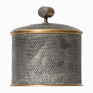 Pewter Jar by Estrid Ericson for Svenskt Tenn, 1938