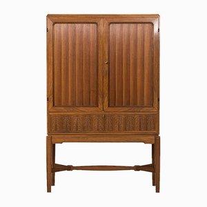 Vintage Cabinet by Carl Malmsten for Hjalmar Wikström