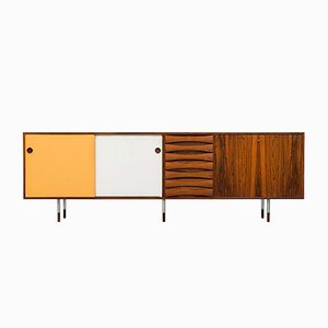 Model 29A Rosewood Sideboard by Arne Vodder for Sibast, 1950s