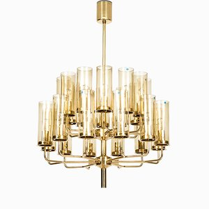 Model T-434/24 Chandelier from Hans-Agne Jakobsson, 1950s