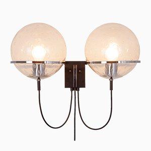 Lámparas de pared dúo esféricas de Raak
