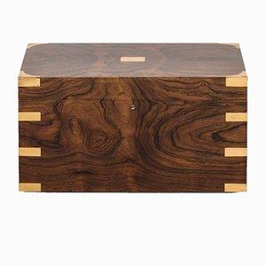 Danish Rosewood Humidor Box, 1950s
