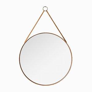 Specchio rotondo nr. 103 di Glasmäster, anni '50