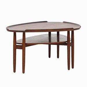 Tavolino da caffè di Arne Vodder, anni '50
