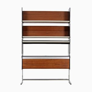 Teak Office Shelves by George Nelson for Herman Miller, 1960s