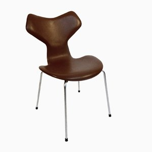 Grand Prix Chair by Arne Jacobsen for Fritz Hansen, 1964