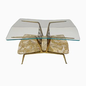 Mid-Century 2-Tiered Coffee Table