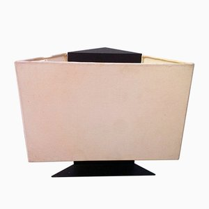 Lampada da tavolo modello Academia vintage di Cini Boeri per Artemide