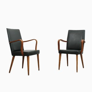 Mid-Century Chairs from Anonima Castelli, Set of 2
