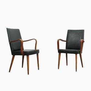 Mid-Century Chairs from Anonima Castelli, Set of 2