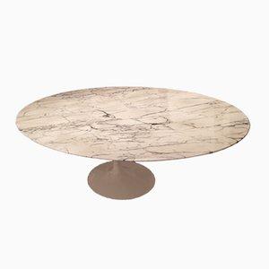 Ovaler Esstisch von Eero Saarinen für Knoll International, 1970er