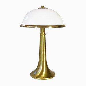Lampe de Table en Laiton par Gabriella Crespi, 1970s