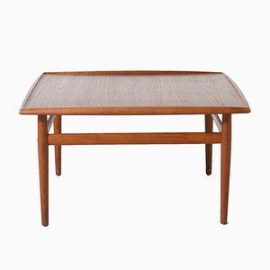 Table Basse Vintage par Grete Jalk pour France and Søn