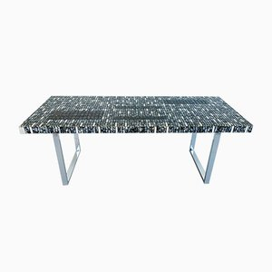 Table Basse Mosaik de Mosaik-Clubtisch, 1970S