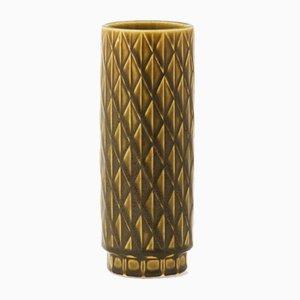 Jarrón Eterna Series de cerámica de Gunnar Nylund para Rörstrand, años 60