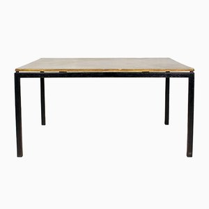 Vintage French Cansado Table by Charlotte Perriand for Steph Simon