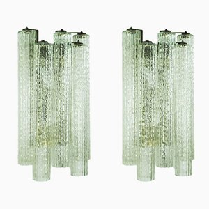 Wall Lamps by Toni Zuccheri for Venini, 1960s, Set of 2