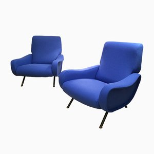 Lady Armchairs by Marco Zanuso for Arflex, 1955, Set of 2