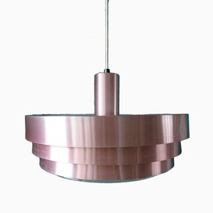 Danish Copper Pendant Light