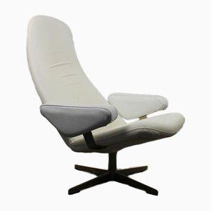 Chaise à Bascule Roto Contourett par Alf Svensson pour Dux, 1962