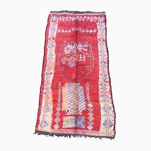 Vintage Moroccan Chiadma Carpet