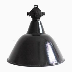 Lámpara alemana industrial de fábrica