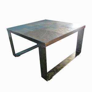 Table d'Appoint Brutaliste, 1960s