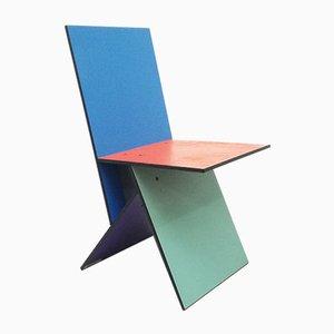 Chaise Vilbert par Verner Panton pour Ikea