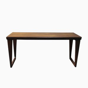 Danish Small Rosewood Coffee Table, 1960s