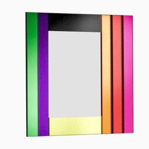 Miroir Dioniso No. 3 par Ettore Sottsass pour Glas