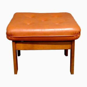 Brazilian Ottoman from Percival Lafer, 1960s