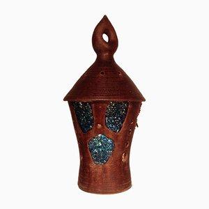 Französischer Laternen Lampe von Accolay, 1958