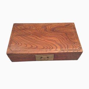 Antikes Chinesisches Holzkästchen