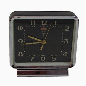 Horloge Mid-Century par Polaris, 1970s