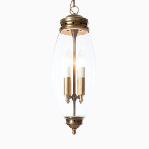 Farol con cuatro lámparas, años 40