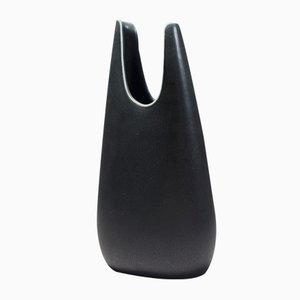 Modell Caolina Steingut Vase von Gunnar Nylund für Rörstrand