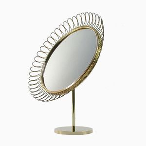 Mid-Century Table Mirror by Josef Frank for Svenskt Tenn, 1950s