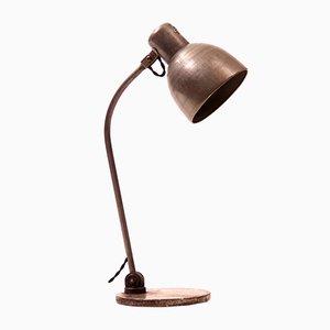 Vintage Industrial German Table Lamp